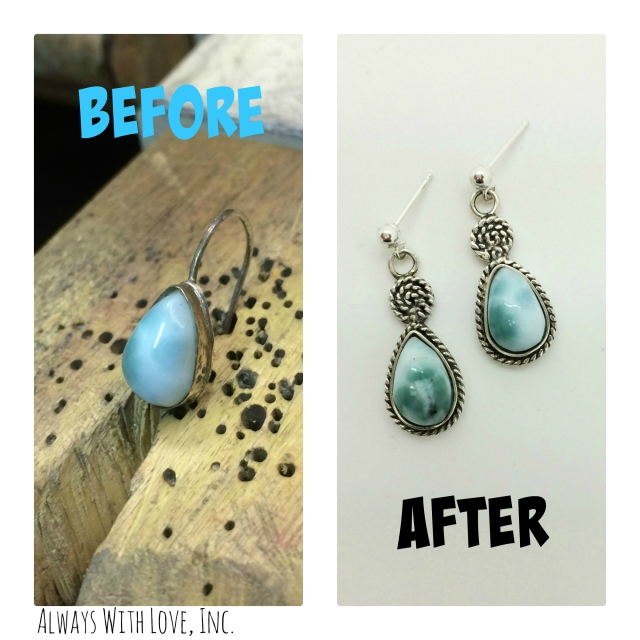 before after larimar