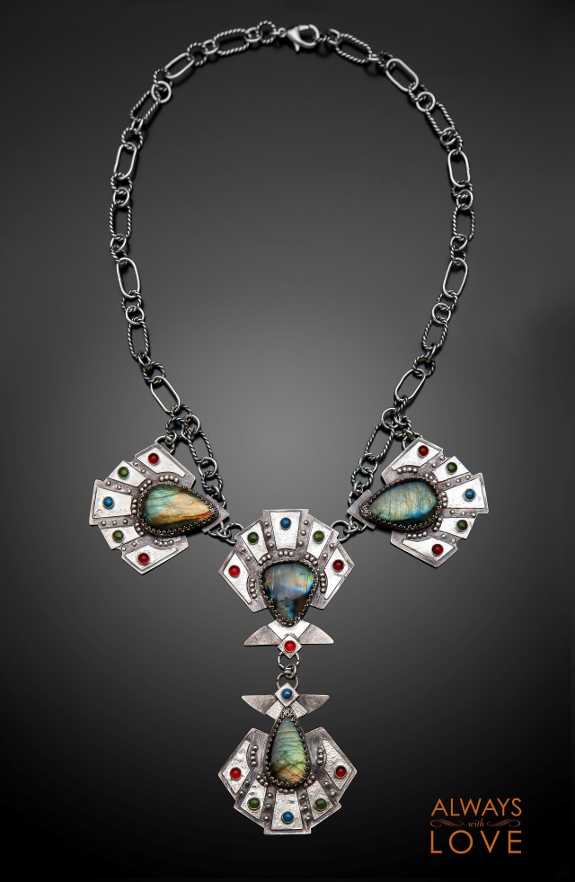 Equinox Necklace by Adriana Lyden