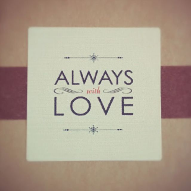 always with love handmade jewelry